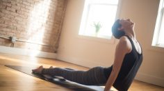 Joan Wadopian yoga