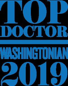 Washingtonian Top Doctor 2019