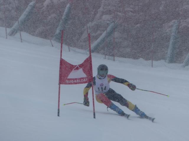 skiing JRR