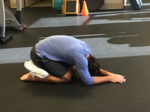 yoga modifications during injury recovery  washington