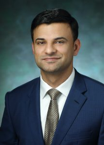 Mohammad Faisal, physician assistant