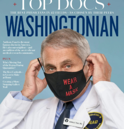 Washingtonian Top Docs 2020